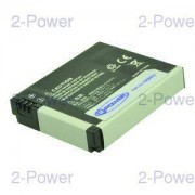 2-Power Videokamera Batteri 3.7v 1100mAh (AHDBT-001)