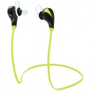 Raag Bluetooth Sports Green Headphone