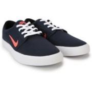 Nike SB PORTMORE CNVS Sneakers For Men(Multicolor)