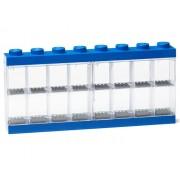 40660005 Cutie albastra pentru 16 minifigurine LEGO