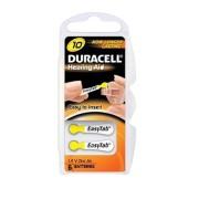 Baterii auditive zinc-aer Duracell DA 10