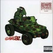Video Delta Gorillaz - Gorillaz (Int'L Edition) - CD