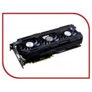 Видеокарта Inno3D GeForce GTX 1070 Ti iChill X3 1607Mhz PCI-E 3.0 8192Mb 8008Mhz 256 bit 3xDP DVI HDMI HDCP C107T3-1SDN-P5DN