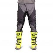 O'Neal Element Racewear MX-broek zwart-grijs - Zwart