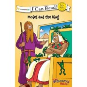 The Beginner's Bible Moses and the King, Paperback/Zondervan