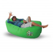 Sillón Inflable MDQ Kany Verde