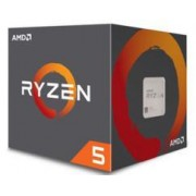 CPU AMD Ryzen 5-1500X (3.5GHz do 3.7GHz, 18MB (2MB+16MB), C/T: 4/8, AM4, cooler, 65W), 36mj