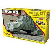 Mirage Hobby 835091 - Le Kit De Modèle Kubus Warsaw 44 Uprising Armoured Car Model Set-Mirage Hobby