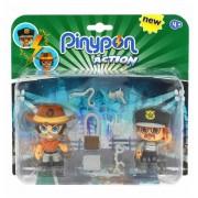 Pinypon Actión pack Policia - Famosa