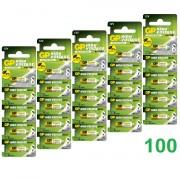 Батерия GP 27A Super Alkaline, 12.0V - комплект 100 батерии