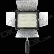YONGNUO YN - 160 II 10W 1280lm 160-LED luz blanca caliente del video