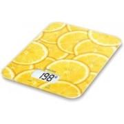 Beurer KS 19 Lemon Weighing Scale(Yellow)