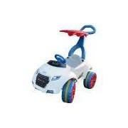 Carrinho de Passeio Xalingo XRover a Pedal, Branco/Azul