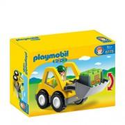 Playmobil Graafmachine met werkman 6775