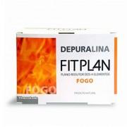 Depuralina Fitplan Fogo 84 Cápsulas