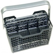 Evőeszköztartó kosár mosogatógépbe, univerzális