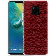 Huawei Mate 20 Pro Hoesje Geometric