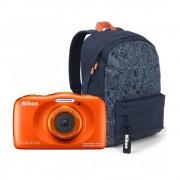 Nikon Coolpix W150 Aparat Foto Compact Subacvatic Orange