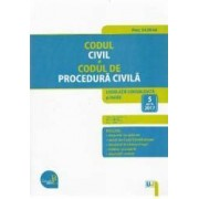 Codul civil si Codul de procedura civila Act. 5 aprilie 2017 - Dan Lupascu