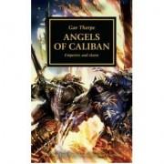 Games Works ISBN Angels of Caliban Mass Market Paperback 432pagina's boek