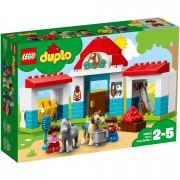 LEGO DUPLO: Farm Pony Stable (10868)