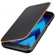 Samsung preklopne korice Neon preklopne korice EF-FA520 pogodne za: Samsung Galaxy A5 (2017), crne boje