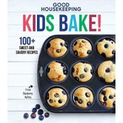 Good Housekeeping Kids Bake!: 100+ Sweet and Savory Recipes, Hardcover/Good Housekeeping