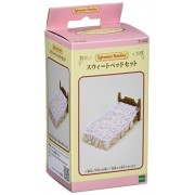 Epoch Sylvanian Families Sylvanian Family Sweet Bed set KA-502