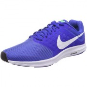 Nike Men's Downshifter 7 Blue Sports Shoes