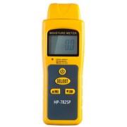 HOLDPEAK 7825P Univerzális nedvességtartalom mérő 50mm-es mérőtű 0%-80%.
