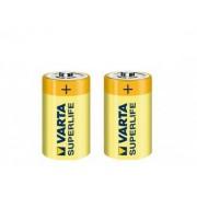 Set 2 baterii tip C Varta (Baby), LR14