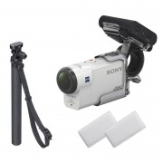 Sony FDR-X3000R 4K action cam Winter kit