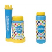 Gymboree Bubble Ooodles with Wand and Tray - 4 Oz Bubbles & 8 Oz Bubbles