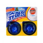 Sandokkaebi «Super Chang» Очищающая таблетка для унитаза, 2х40 г.