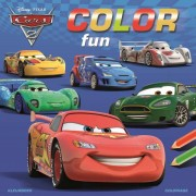 Disney Kleurboek Cars: color fun