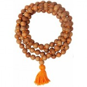 Rebuy Safed chandan mala 108 +1 Beads