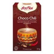 Yogi Tea - Choco Chili, ekologisk (17 tépåsar)