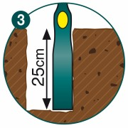 Tarnacop DUOPRO 2,3 kg, locas oval, coada NOVAMAX