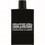 Zadig & Voltaire This is Him Gel Douche Corps et Cheveux 200 ml