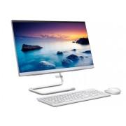 "PC Lenovo Ideacentre AIO A340-24, F0ER0044RI, 24"" 1920x1080, AiO, Intel Core i3 9100T 4C/4T, 1TB HDD, 256GB SSD, 8GB, Intel UHD 630, bijela, 24mj, Tipk., Miš"