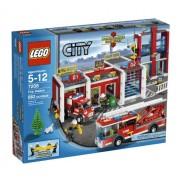 LEGO City Fire Station (7208)