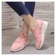Zapatillas Para Mujer Ultra Ligero Zapatillas Para Correr-rosa