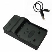 Ismartdigi DBL20 Micro USB cargador de bateria de la camara movil para Sanyo