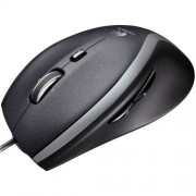Miš USB Logitech M500, Laser 1000dpi Black-*