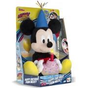 Pliš Mickey happy birthday
