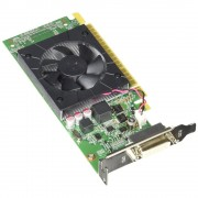 Placa video nVidia GeForce 605 1 GB DDR3, DMS-59 - second hand