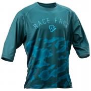 Race Face Ambush MTB 3/4 Jersey - Slate - XL