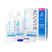 Johnson & Johnson Acuvue RevitaLens Multi-Purpose Disinfecting Solution (2 x 300ml)