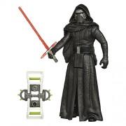 """Kylo Ren Star Wars: The Force Awakens 3.75"""" Action Figure w Combine"""