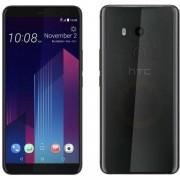 HTC U11+ (Dual Sim, 128GB, Translucent Black, Special Import)